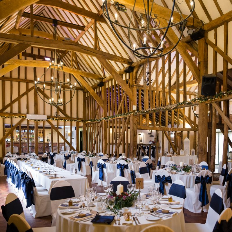 Why Do People Opt For Barn-Venues For Weddings?